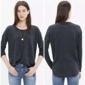 Madewell Pullover Northstar Merino Wool Sweater L